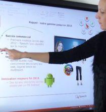 écran interactif speechi